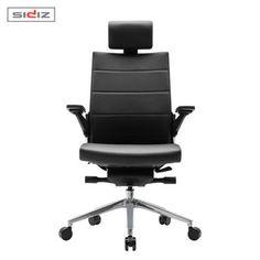 [시디즈][특별할인] T800HLDAS 천연가죽 (의자,컴퓨터의자,사무용의자,인테리어의자,책상의자)