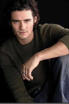 Orlando Bloom...This man....Never fails to make me smile ...
