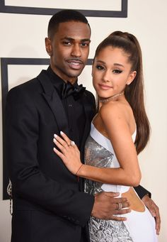 Pin for Later: Ariana Grande and Big Sean's PDA Was Out of Control at the Grammys