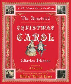 The Annotated Christmas Carol, Charles Dickes, (Hardback) Autumn 2007