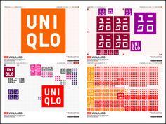 ユニクロのロゴをみんなでくっつけたり切ったりして遊ぶ「UNIQLO GRID」