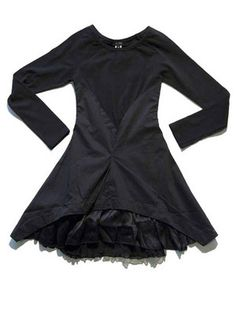 Eliane et Lena Damoison Black Dress...$59