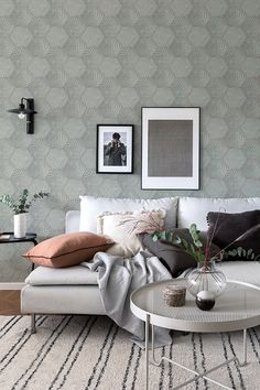 Gaudi, Different Architectural Styles, Tile Wallpaper, New Living Room, Beautiful Interiors, Home Decor Inspiration, Wall Murals, Art Nouveau, Decoration