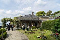 A Glover Garden, un parc de Nagasaki © Liwei