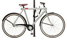 VANMOOF N°5 bicycle by Sjoerd Smit. Comes with a chain lock built in to the frame as well as heavy duty solar powered front and rear LED lights. Coaster brakes too so no cables! This is a thing of beauty. If I were to go for a full size bike - this would make my list. At £473, it's pretty reasonable too!