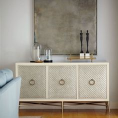 "Nice, but where?... but check out the alabaster ""Scales!"" So pretty... Bernhardt 