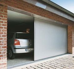 wish list... new garage doors that are out of the ordinary