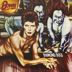 cool Diamond Dogs (2016 Remastered Version)(Vinyl)