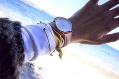 Sunday on the beach - UnderneathGaby #salty #air #cielbleu #moment #true #gratefulness #life #spring #breeze