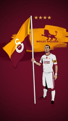 Wesley Sneijder Galatasaray-Turkey