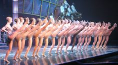 Seeing the Rockettes