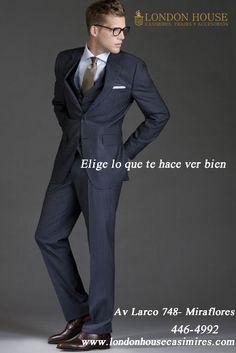 Trajes elegantes para hombres exigentes, trajes de novios exclusivos y ternos muy elegantes consiguelos en London House. http://www.londonhousecasimires.com/