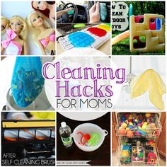 Cleaning Hacks For Mom + A Giveaway! #CleaningUntangled #ad