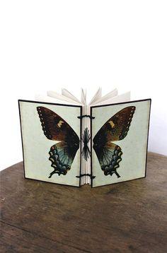 Butterfly - Artist book