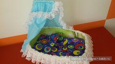 Люлька для куклы своими руками или спальное местечко для Дениски (кукла ООАК) Маленький МК)) / Домики для кукол, мебель своими руками. Коляски, кроватки и другое / Бэйбики. Куклы фото. Одежда для кукол