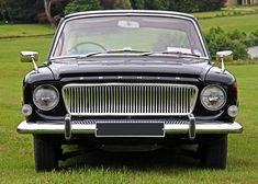 Classic Car News Pics And Videos From Around The World Classic Cars British, Ford Classic Cars, Classic Trucks, Classic Auto, Ford Zephyr, 70s Cars, Cars Uk, Edsel Ford, Car Ford