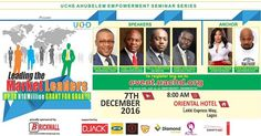 UACHD EMPOWERMENT SEMINAR  Screening on going at ORIENTAL HOTEL, LEKKI for applicants with Business Ideas/Proposals.    20 Entrepreneurs with the best business ideas will be selected and empowered with start up capital.   Final Selection and empowerment Seminar is 7th Dec,2016 at ORIENTAL HOTEL(Ball Room)    ONLY 1000 SEATS AVAILABLE, OVER 3000 REGISTRATION RECEIVED ALREADY.    Avail yourself the  opportunity to be empowered and learn from Top Notch in the business world    SPEAKERS ON 7TH…