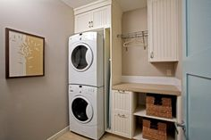 Laundry Room Design Ideas-08-1 Kindesign