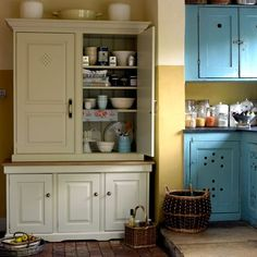 Why choose a pantry or larder? | How to create a country-style pantry | housetohome.co.uk