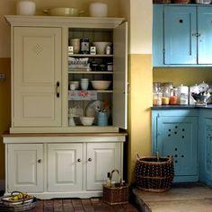 Ideas para tener una buena despensa en la cocina...