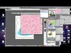 Children's book illustration & Corel® Painter™ tips with Carlyn Beccia