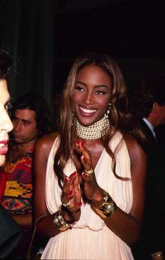 Naomi 17 British beauties we're celebrating during London Fashion Week—Naomi Campbell