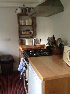 Kitchen after improvements