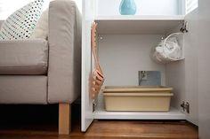 Litterbox Cover Ikea Hack | Remodelista