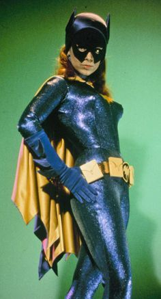 Batman (1966-68) ABC ~ Yvonne Craig as Barbara Gordon / Batgirl: Commissioner Gordon's daughter and crime fighting partner for Batman and Robin for the third season.