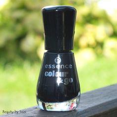 Essence Colour & Go, 144 Black Is Back