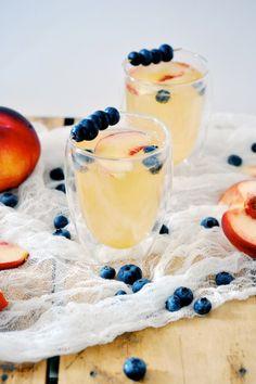 peach gin fiz #lifeoftheparty