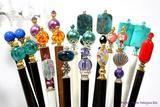 Hair Sticks by Purple Moon Designs