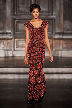 L'Wren Scott, Fall 2012. Gorgeous dress