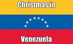 Christmas Traditions in Venezuela #Navidad #Christmas #Venezuela