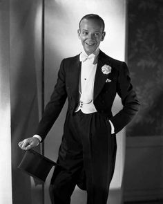 Fred Astaire in Top Hat, White Tie and Tails High Quality Photo • CAD 19.63 - PicClick CA