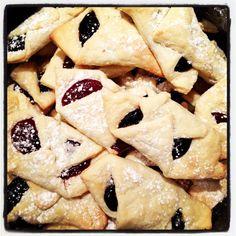 Cream Cheese Cookies/pastries Hungarian Kiffles