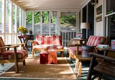 Stribling porch at l