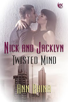 "Today's ""Meet the Character"" guest blogger is romance author, Ann Raina. Stop by and meet Jacklyn Hollander from Ann's BDSM Romantic Suspense, ""Twisted Mind"""