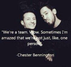 Chester Bennington Quote - Linkin Park