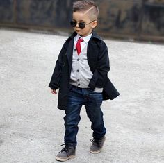 Toddler Swag, Toddler Boy Fashion, Little Boy Fashion, Toddler Boy Outfits, Kids Fashion, Outfits Niños, Kids Outfits, Well Dressed Kids, Little Man Style
