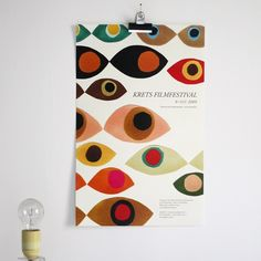 Image result for scandinavian graphic design posters eyes