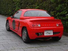 """《NO.0136》  ・ニックネーム  ビアルビート      ・メーカー名、車種、年式  ホンダ・ビート H3年     ・アピールポイント  前橋市にあった""""オート・アンド・ファッション・ブティック『デイトナ』""""が、60年代の『アバルト・シムカ・1300』をモチーフに製作した『ビアルビート』と呼ばれる車両で、旧車のエキゾチックなデザインを、信頼と快適性を備えた『ビート』に昇華させた、私の理想のマシンです。"""