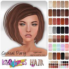 [KoKoLoReS] Hair - Cocktail Party | Flickr - Photo Sharing!