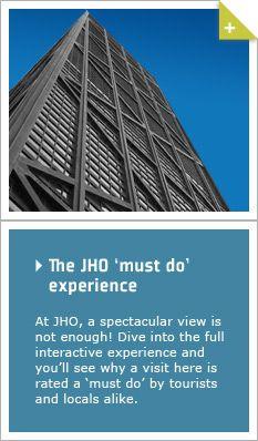 John Hancock Observatory - Chicago's Greatest High: Plan Your Visit