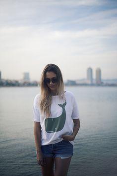 Hainan T-shirt. Vegan
