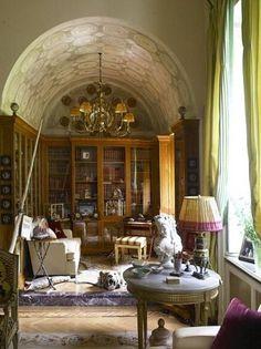 I love the interior shot.
