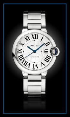 Buy Cartier Ballon Bleu Watches, authentic at discount prices. All current Cartier styles available. Army Watches, Watches For Men, Cartier Watches Women, Popular Watches, Fine Watches, Rolex Watches, Stainless Steel Watch, Stainless Steel Bracelet, Cartier Ballon Bleu