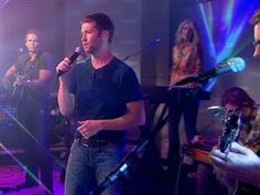 Ed Smoak with Josh Turner on Today show