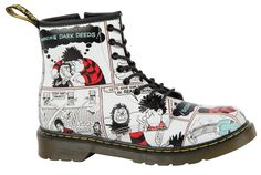 Doctor Martens X Beano Limited Edition Collection - The Beano Products (press release)