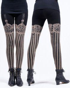 Burlesque Legging!